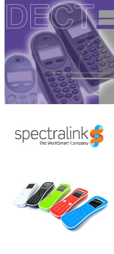 DECT telephone systems from Sitelink